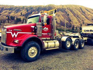 Trucking Insurance in Washington