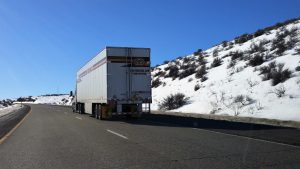 Long Haul Trucking in Washington